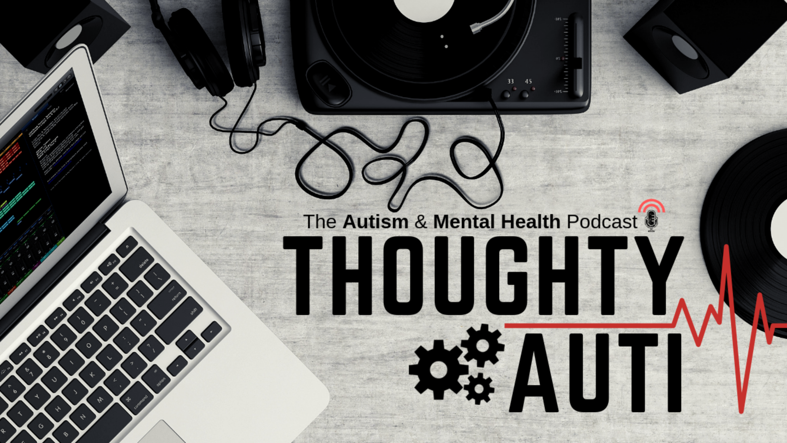 Thoughty Auti Podcast - Autism Podcast